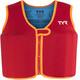 TYR Progressive Swim Aid Kids red